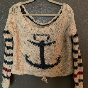 Free People Anchor Sweater